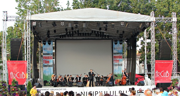 Bucharest Music Film Festival debuteaza in weekend!