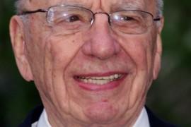Totul se divide in viata lui Rupert Murdoch!