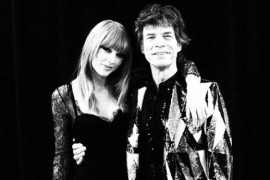 Taylor Swift a cantat in duet cu Mick Jagger!