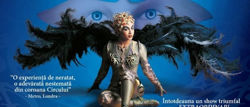 Show-urile Cirque du Soleil în România vor avea loc conform programului initial