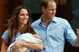 Numele bebelusului regal este George Alexander Louis