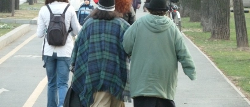 Adultii chinezi obligati prin lege sa isi viziteze parintii!