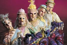 Costume fabuloase pentru spectacolul Cirque du Soleil – Alegria!