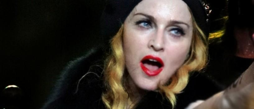 Madonna, celebritatea care a castigat cel mai bine in 2012!