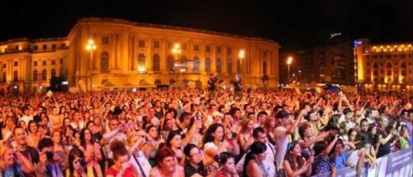 În septembrie, ArCuB redeschide Piaţa Festivalului George Enescu