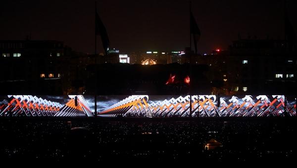 Roger Waters a fost fabulos, magnific, perfect... aseara la Bucuresti!