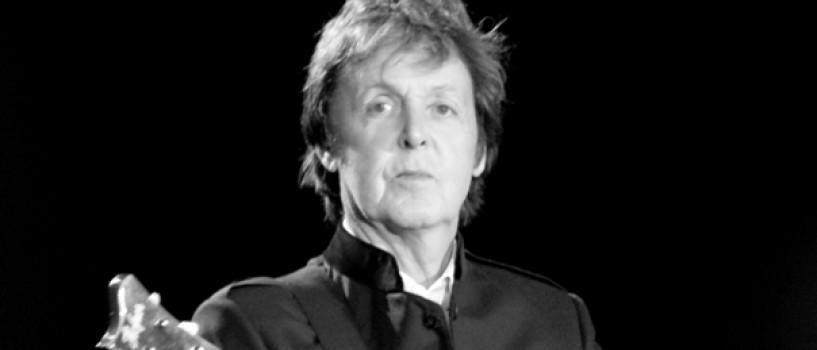 New, un nou single semnat Sir Paul McCartney!