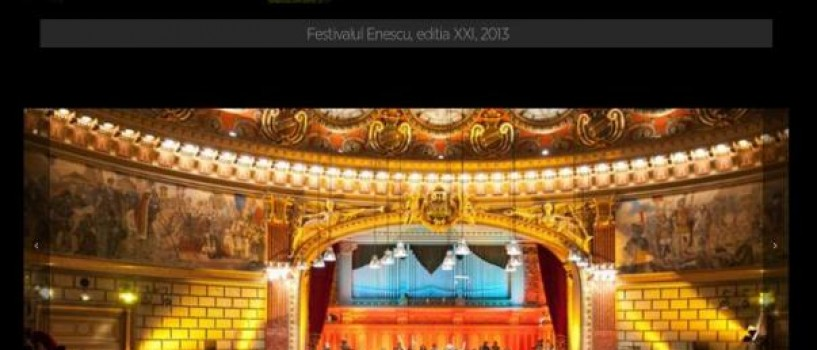 Festivalul George Enescu se vede LIVE online la TVR