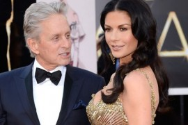 Michael Douglas sustine ca mariajul lui cu Catherine Zeta-Jones… e… bine!