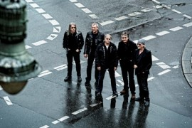 Deep Purple revin in Romania in februarie 2014!!!