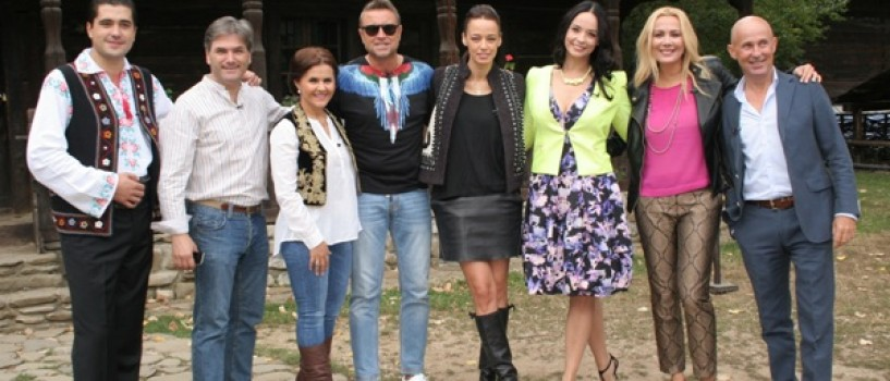 Din 30 septembrie, Andreea Raicu prezinta Mi-s de la tara la Prima TV