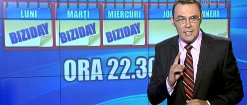 Biziday cu Moise Guran, de azi, la TVR1!
