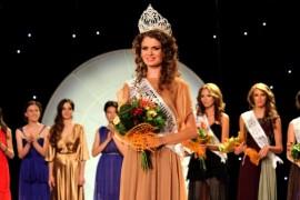 Roxana Oana Andrei va reprezenta Romania la Miss Universe® 2013!