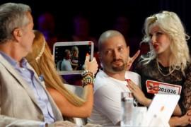 O concurenta X Factor il vrea pe Cheloo cu orice pret!