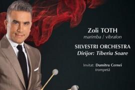 Zoli Toth revine pe scena cu un concert de muzica clasica!