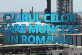 Moise Guran deschide Clubul celor care muncesc în România