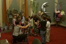 In octombrie reincep atelierele de seara pentru copii la ONB!