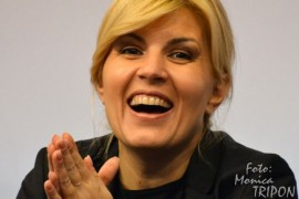 Elena Udrea vine miercuri la Cronica Carcotasilor!