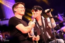 Scorpions, duet cu solistul de la A-Ha!