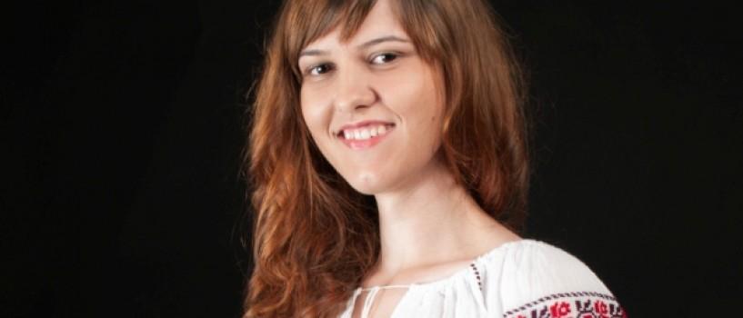 Asculta vocile care nu vad! Interviu cu Roxana Radu, nevazatoare