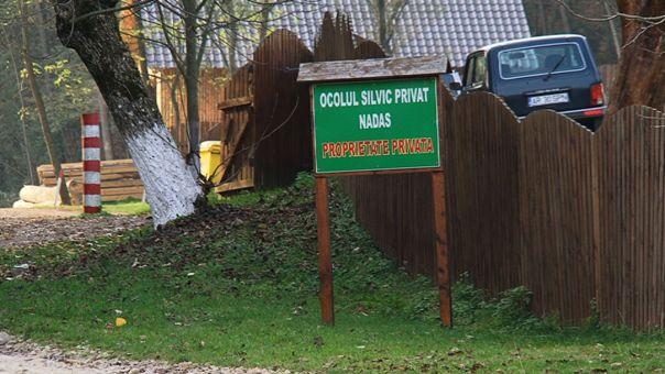 O familie din Romania zilelor noastre a mostenit un... intreg sat!