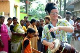 Naguale a filmat doua videoclipuri in India si Dubai!