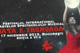 Cantareata de flamenco Concha Buika deschide festivalul Viata e frumoasa!