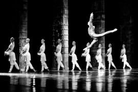 Iubitorii de balet sunt asteptati la spectacolul Baiadera, duminica, la ONB!