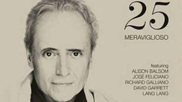 José Carreras a lansat albumul 25 - Meraviglioso