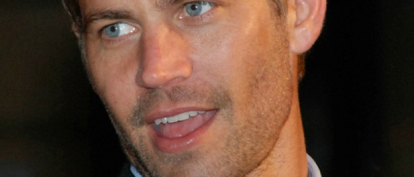 Actorul din Fast & Furious, Paul Walker, a murit intr-un accident de masina!