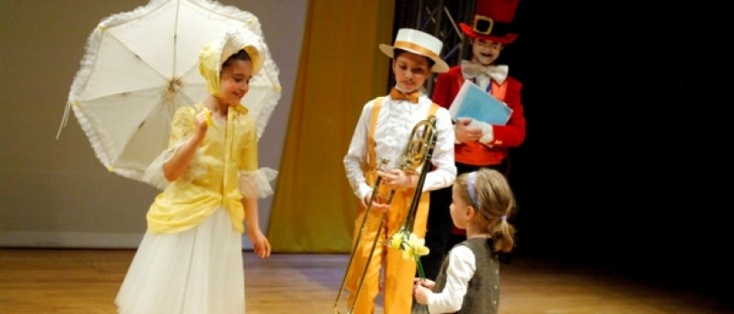 Craciun pentru pitici la Opera Nationala Bucuresti!