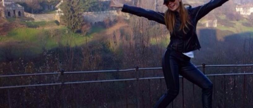 Magda Palimariu a bifat in vacanta opt orase europene in doar doua saptamani