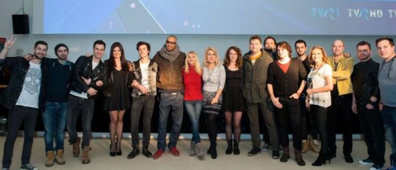 Reprezentantul Romaniei la Eurovision 2014 se decide maine, la TVR!