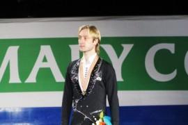 Evgeni Plushenko – aur la Sochi si un nou record istoric!