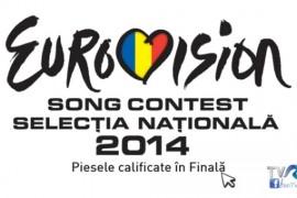12 melodii s-au calificat pentru Selecţia Naţională Eurovision 2014