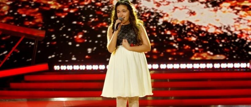 Câştigătoarea San Remo Junior şi Eurovision Junior vine la Next Star