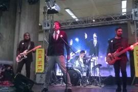Trupa Diesel si-a lansat noul videoclip in statia de metrou Piata Unirii 1