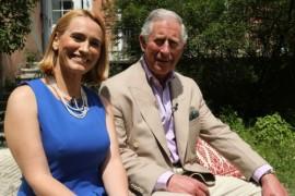O singura televiziune din România a obţinut un interviu cu Prințul Charles!