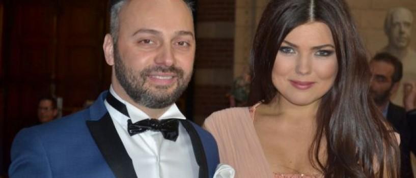 Paula Seling & OVI au stralucit la petrecerea de deschidere Eurovision
