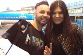 A inceput aventura Eurovision 2014 pentru Romania!