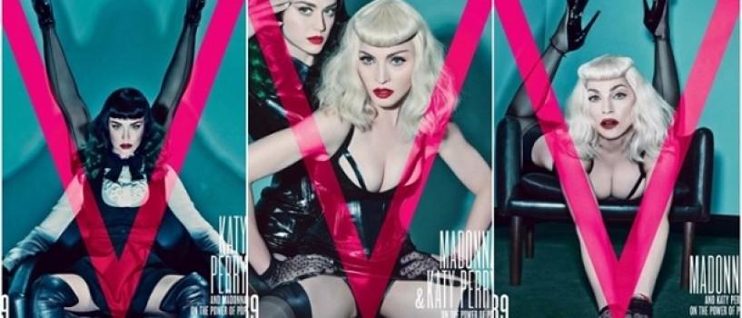Madonna isi socheaza din nou fanii!