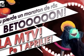 Maraton de ras BETOOOOON de 1 aprilie la MTV!