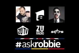 Robbie Williams acorda primul interviu pentru Romania! Cui?