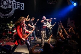 9.7 RICHTER canta in deschidere la Judas Priest!