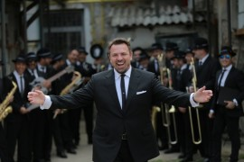 Horia Brenciu sustine inca un concert in memoria lui Frank Sinatra!