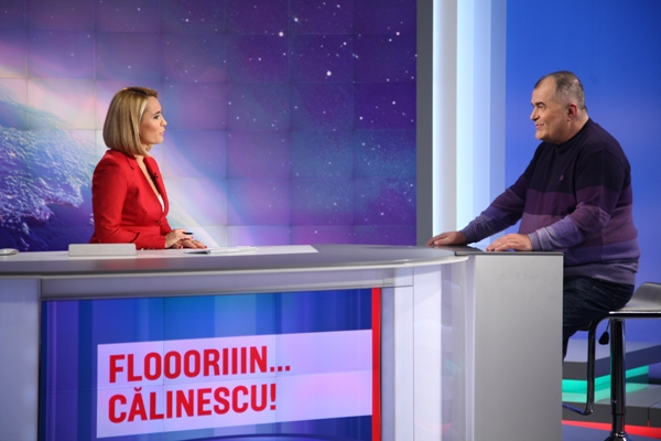 Romanii au talent: pleaca Bebe, vine Florin!