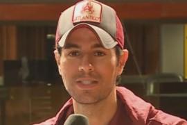 Enrique Iglesias se destainuie la Vorbeste Lumea, luni, 15 februarie!