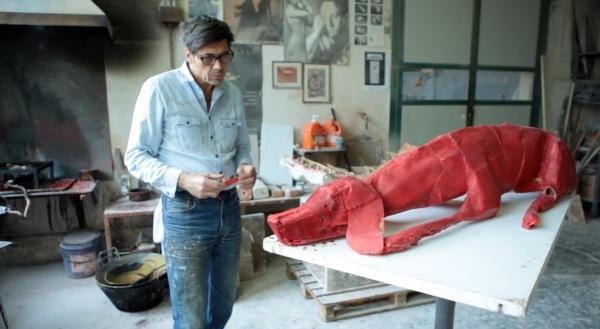 Maini. Gesturi. Arta - povestea unei sculpturi, in curand la cinema!
