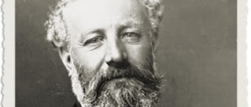 Luni, 8 februarie, TVR te invita in lumea lui Jules Verne!