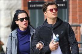 Katy Perry si Orlando Bloom nu spun, dar au o relatie!